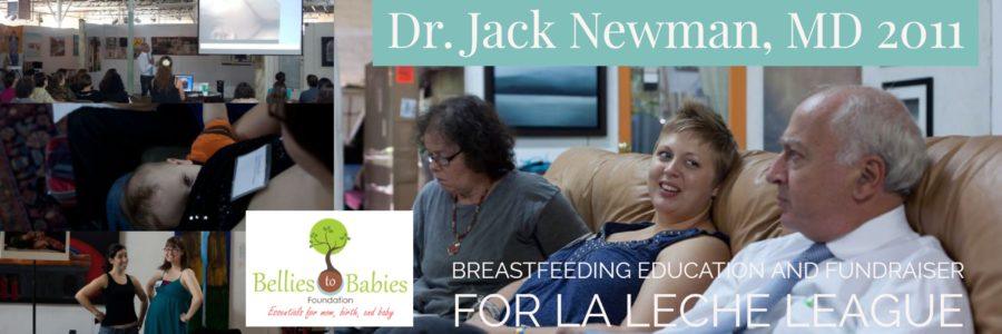 Dr. Jack Newman, MD – World-Renowned Breastfeeding Expert